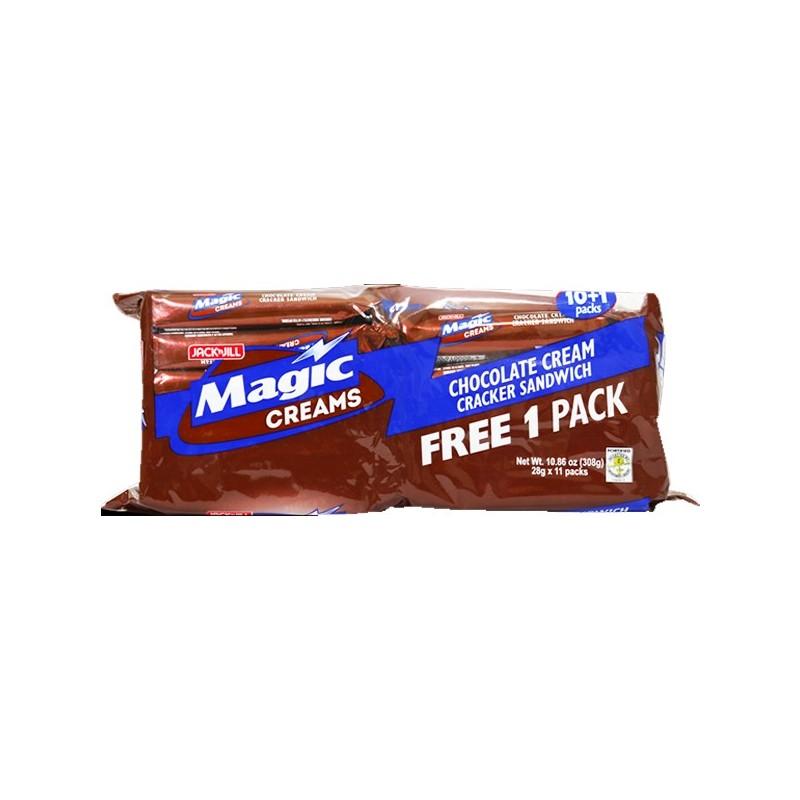 Jack And Jill Magic Cream Cracker Choco 300Gm